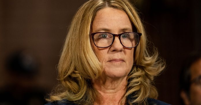 Ford's Politeness & Kavanaugh's Anger Are Everything That's Wrong With Gender In America