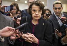 Sen. Feinstein says she did not leak Ford's letter