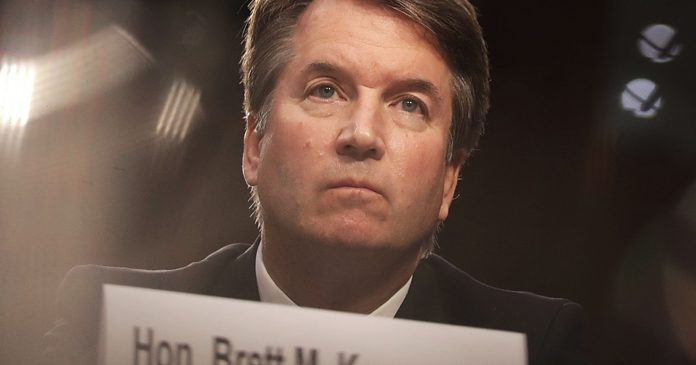 Kavanaugh's Drinking Buddy Mark Judge Played A Crucial Role In Today's Hearing