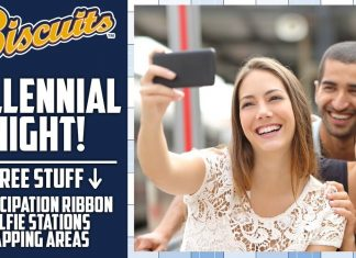This Baseball Team Is Throwing a 'Millennial Night' and It's Going to Be Lit AF