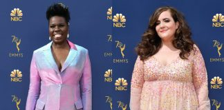 Leslie Jones and Aidy Bryant's standout Emmys outfits say a lot about inclusivity in fashion