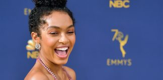 Yara Shahidi's Glowing Emmys Makeup Only Required 3 Products