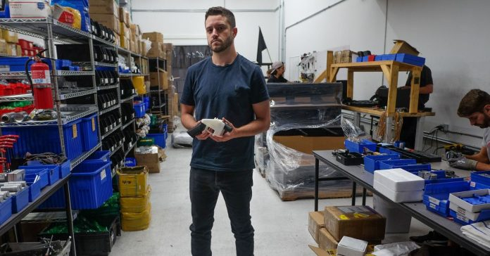 Cody Wilson, 3D-printed gun creator, is accused of sexually assaulting a minor