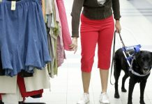 The apps that help blind people shop