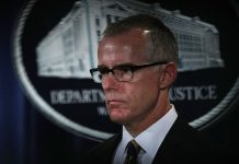 Former FBI Deputy Director Andrew McCabe is at the center of a political firestorm again