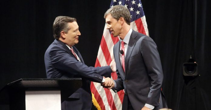 3 key themes in Ted Cruz and Beto O'Rourke's first face-off