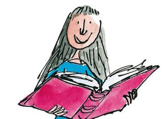 Roald Dahl illustrator Quentin Blake imagines Matilda at 30