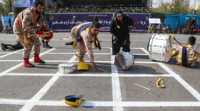 A rare brazen terrorist attack in Iran leaves at least 25 dead