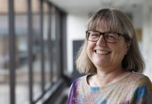 Donna Strickland had no Wikipedia page before her Nobel. Her male collaborator did.