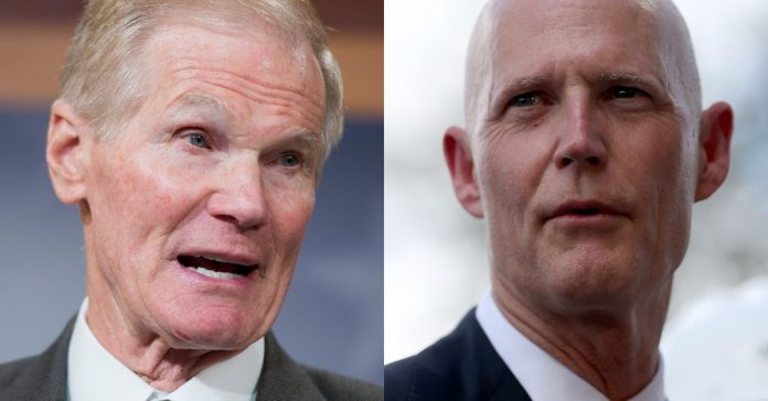 The very expensive, extremely close Florida Senate race, explained