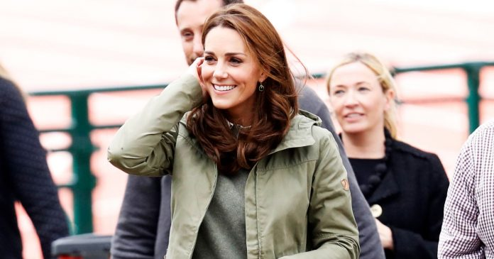 Kate Middleton Just Reminded Us How Good Zara Jeans Are