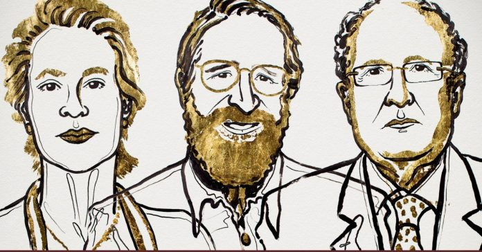 3 scientists sped up evolution in a lab. Their work just won a Nobel Prize.