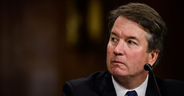 Kavanaugh's nomination just moved one step closer to a floor vote