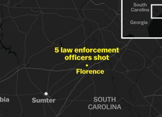 Florence County, South Carolina, shooting of police officers: what we know