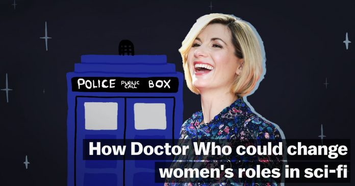 Doctor Who could change how women are portrayed in sci-fi