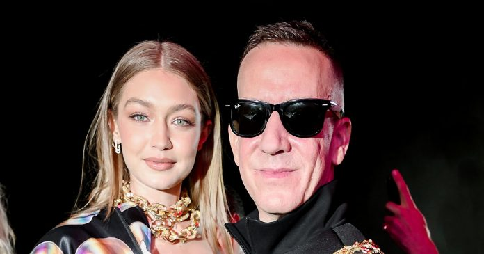 Jeremy Scott Just Teased A First Look H&M x Moschino