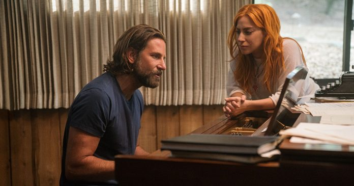 The Meaning Behind Bradley Cooper & Lady Gaga's Hair In A Star Is Born
