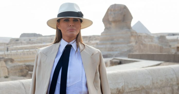 """Melania Trump Wants Everyone To Know She Has Her """"Own Voice"""""""