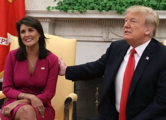 How Nikki Haley played the White House game — and won