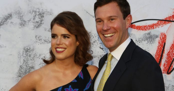 There's a royal wedding today: Princess Eugenie's