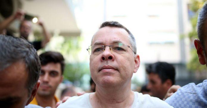 Turkey releases US Pastor Andrew Brunson in a big win for Trump
