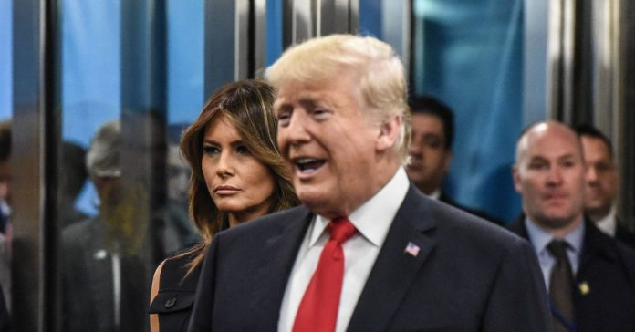 Why Melania's response to Trump's alleged affairs was so weird