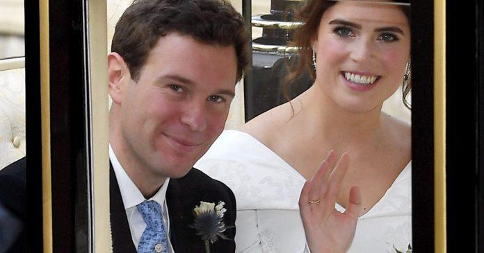 Princess Eugenie Had A True Millennial Royal Wedding Reception, Tequila Shots & All