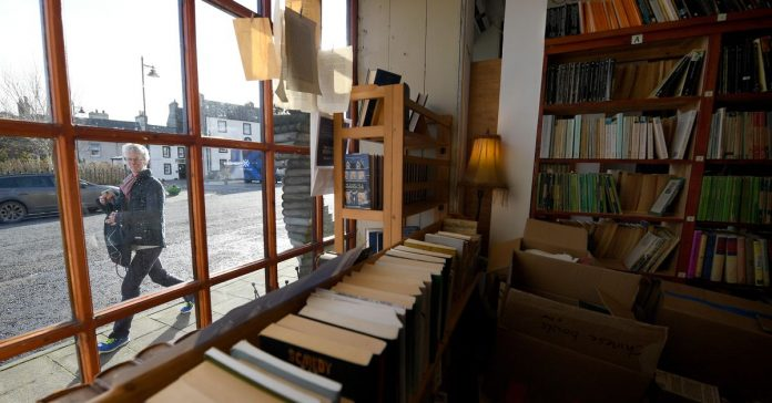 Buying books isn't enough to keep community bookstores alive