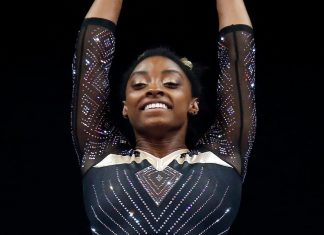 Simone Biles Did A Game-Changing Vault That No Woman Has Ever Accomplished