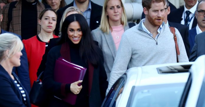 "Get ready for the tabloid headlines about Meghan Markle ""flaunting her baby bump"""
