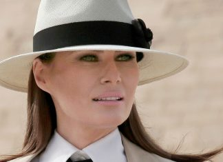 """The Body Language Behind Melania Trump's """"Most Bullied Person"""" Comment, Explained"""