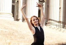 Why Breast Cancer Won't Stop This Ballerina From Pursuing Her Dreams