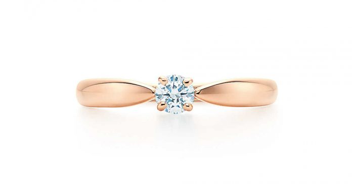 The Under-$1,500 Rose Gold Engagement Rings Of Your Dreams
