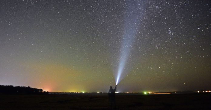 The Orionid meteor shower peaks this weekend. Here's how to watch.