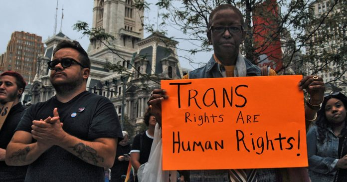 How Trump Plans To Eliminate Transgender Recognition & How To Fight It