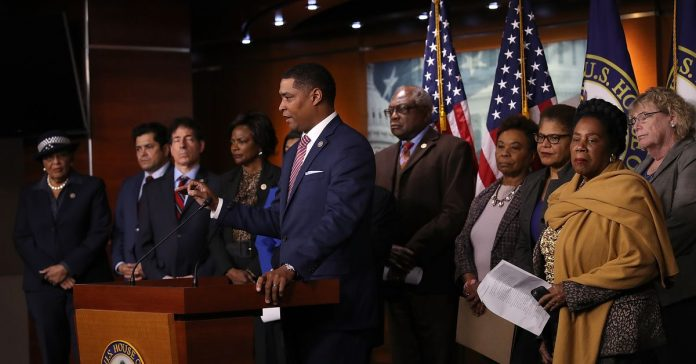 The Congressional Black Caucus has been an important Pelosi ally. But they're getting impatient.