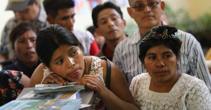 Half the people caught by Border Patrol are now children or families