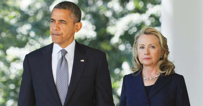 Secret Service Found Explosive Devices In Mail Sent To Hillary Clinton & Barack Obama