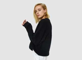 17 Amazing Black Sweaters, Because You Can Never Have Too Many