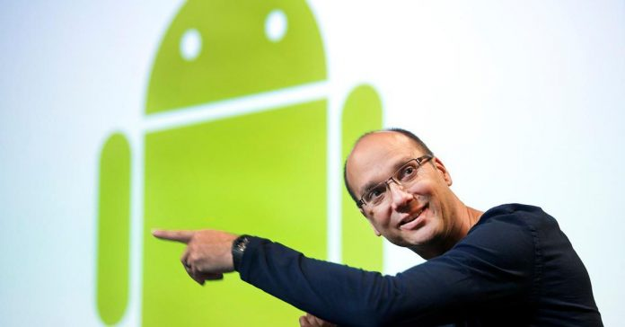 Vox Sentences: Google's $90 million payout to Andy Rubin