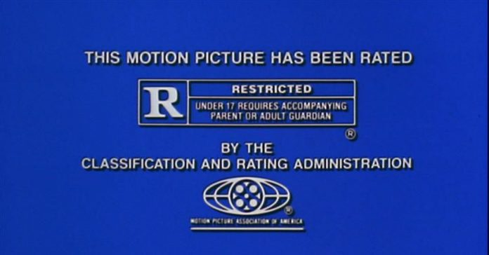 Over half of the movies released in the last 50 years were rated R