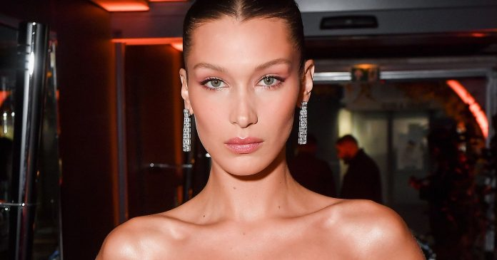 Here's How Much It Would Cost To Stock Your Fridge Like Bella Hadid