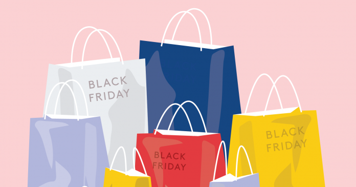 Attention, Shoppers: Black Friday Is Just Around The Corner