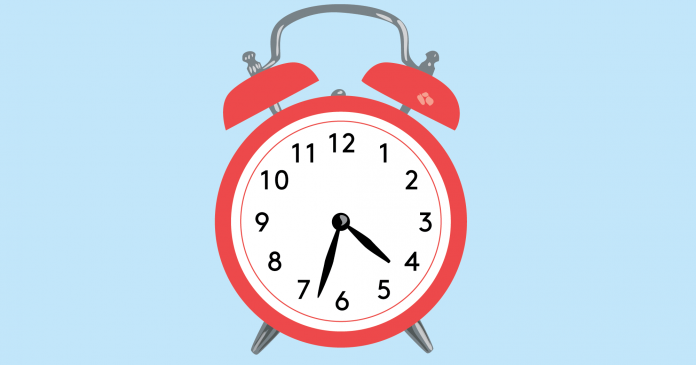 Don't Forget That Daylight Saving Time Is This Weekend