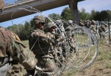 The Pentagon reportedly rejected Trump's request to give troops extra power at the border