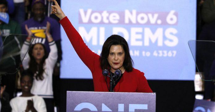 Democrat Gretchen Whitmer wins Michigan governor race, defeating Bill Schuette