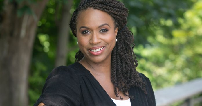 Ayanna Pressley Makes History As 1st Black Congresswoman From Massachusetts