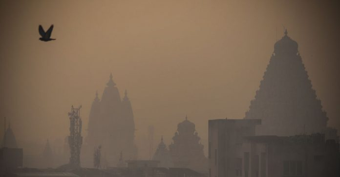 New Delhi is once again the most polluted city on Earth