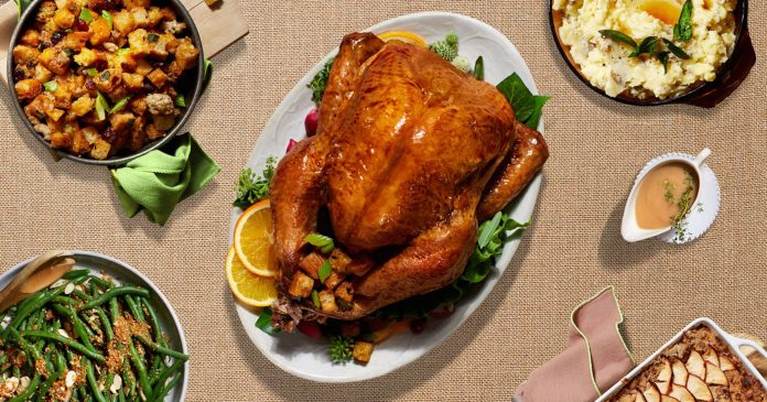 Let These Thanksgiving Meal Boxes Do The Work For You This Year