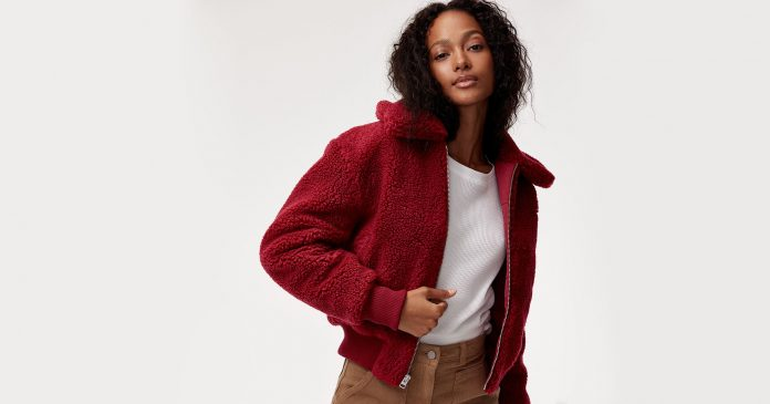 The Cropped Coat Is A Petite Girl's Best Friend For Fall